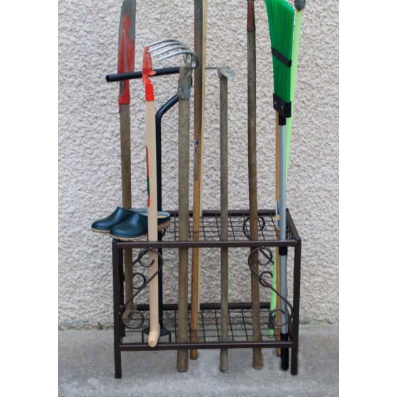 Range outils de jardin