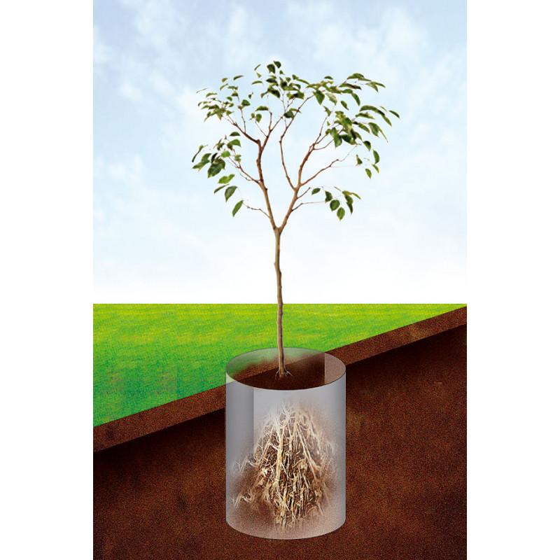 votre barri re anti racine et anti rhizome 70 cm sp ciale bambou. Black Bedroom Furniture Sets. Home Design Ideas