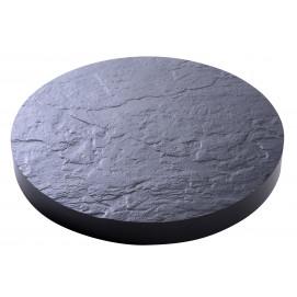 Roule pot imitation pierre 40 cm