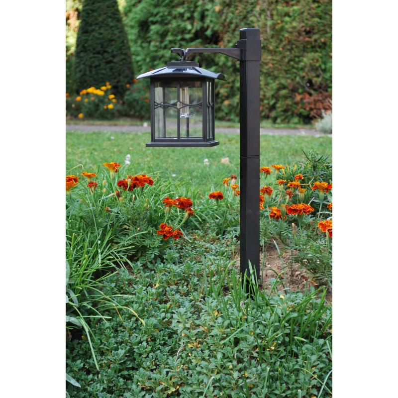 Lanterne solaire de jardin jardin et saisons - Lanterne pour jardin ...