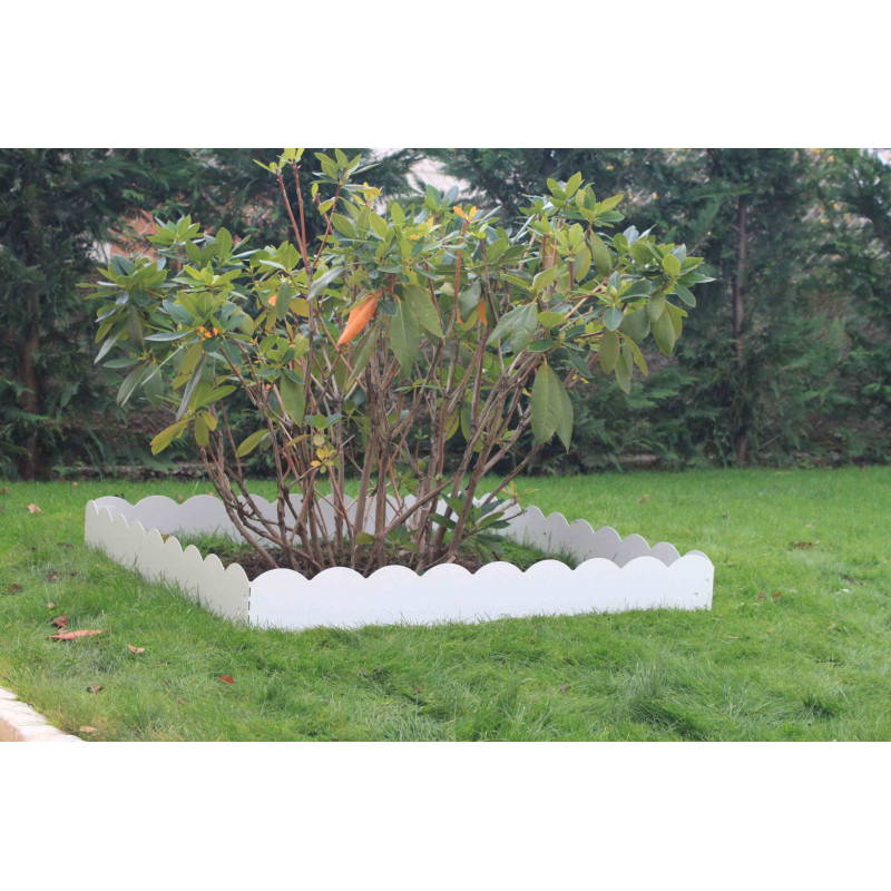 Bordure de jardin metallique conceptions de maison for Bordure jardin metallique