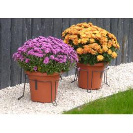 Stabilisateur de pot de fleur (l'unité)