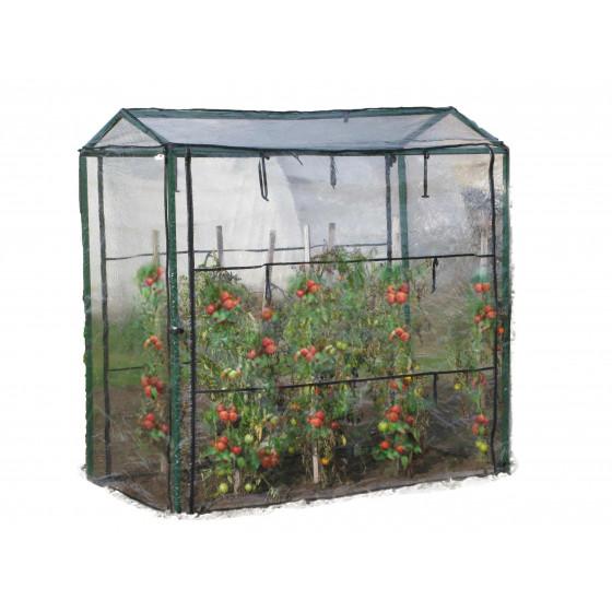 votre serre tomates d 39 une hauteur de 2 m chez jardin et saisons. Black Bedroom Furniture Sets. Home Design Ideas