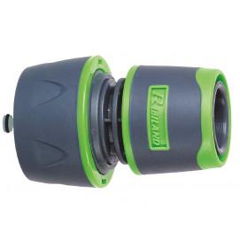 Raccord rapide femelle Aquastop 19 mm