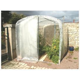 Serre de jardin 2 X 4,5 m