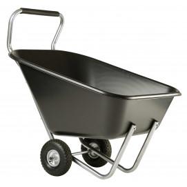 Brouette chariot grande contenance 300 L