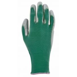 Gant confort vert sapin homme