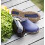 Sabots de jardin femme - couleur indigo