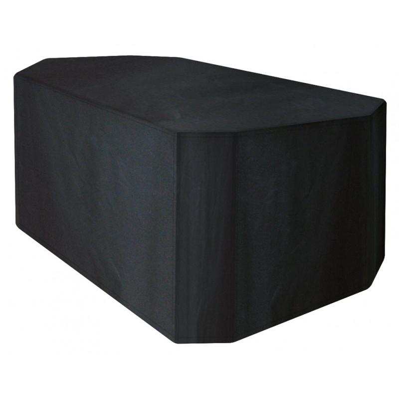 housse de protection table rectangulaire 4 chaises. Black Bedroom Furniture Sets. Home Design Ideas