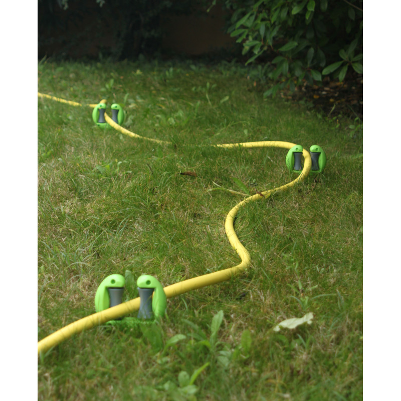 Optez pour un guide tuyau d\'arrosage à planter de Jardin et Saisons