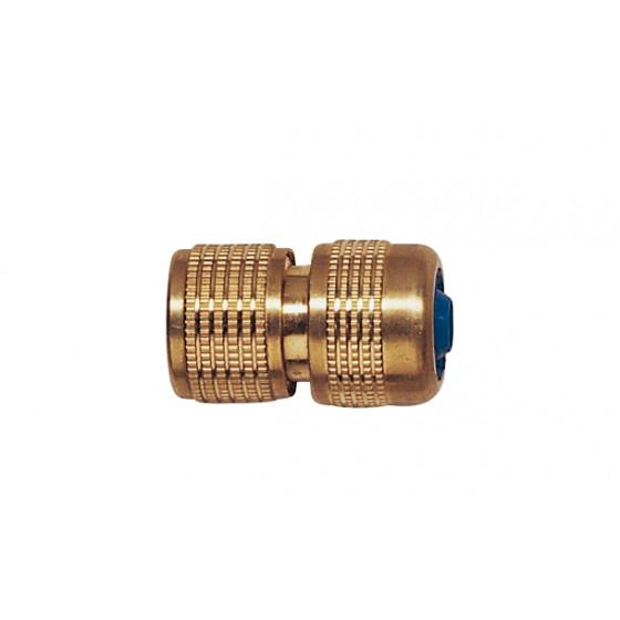 Raccord femelle Aquastop 12 à 15 mm laiton