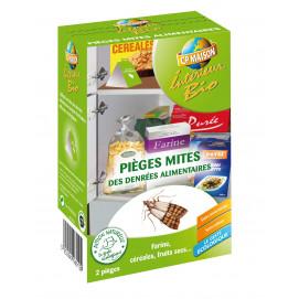 Piège à mites alimentaires naturel (les 2)