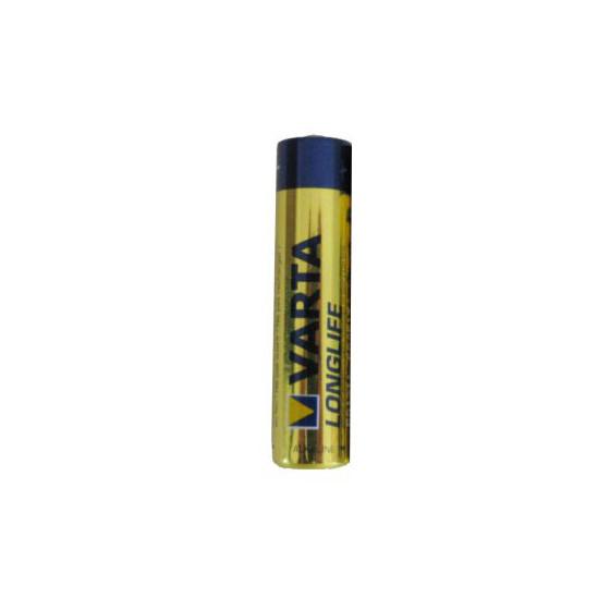 Pile LR 6 alcaline 1,5 volts AA (l'unité)