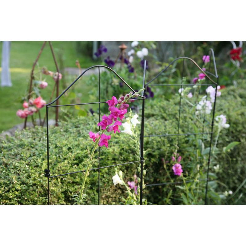 Support treillis et tuteur plante grimpante jardin et - Tuteur plante grimpante ...