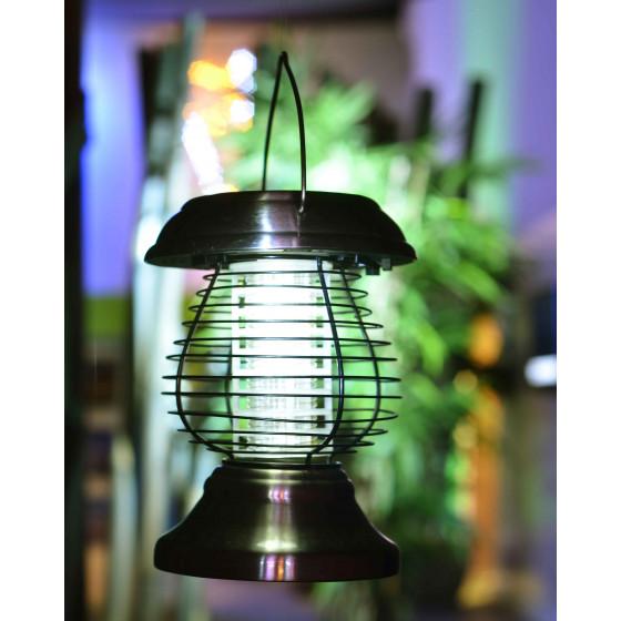 Lanterne anti-moustique solaire