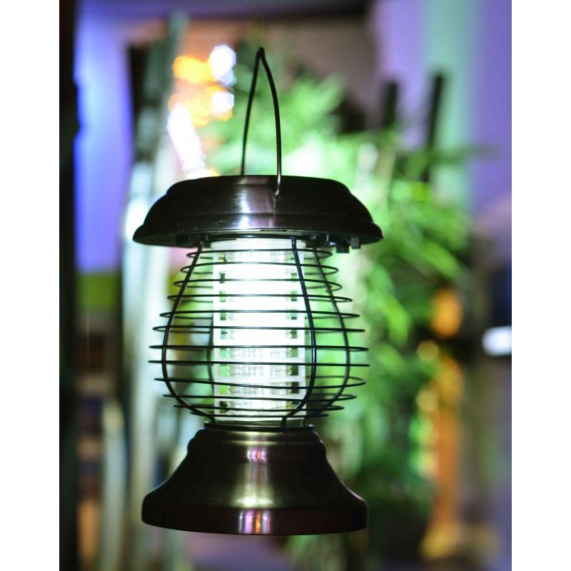 Veilleuse solaire anti moustiques jardin et saisons - Produit anti moustique pour jardin ...