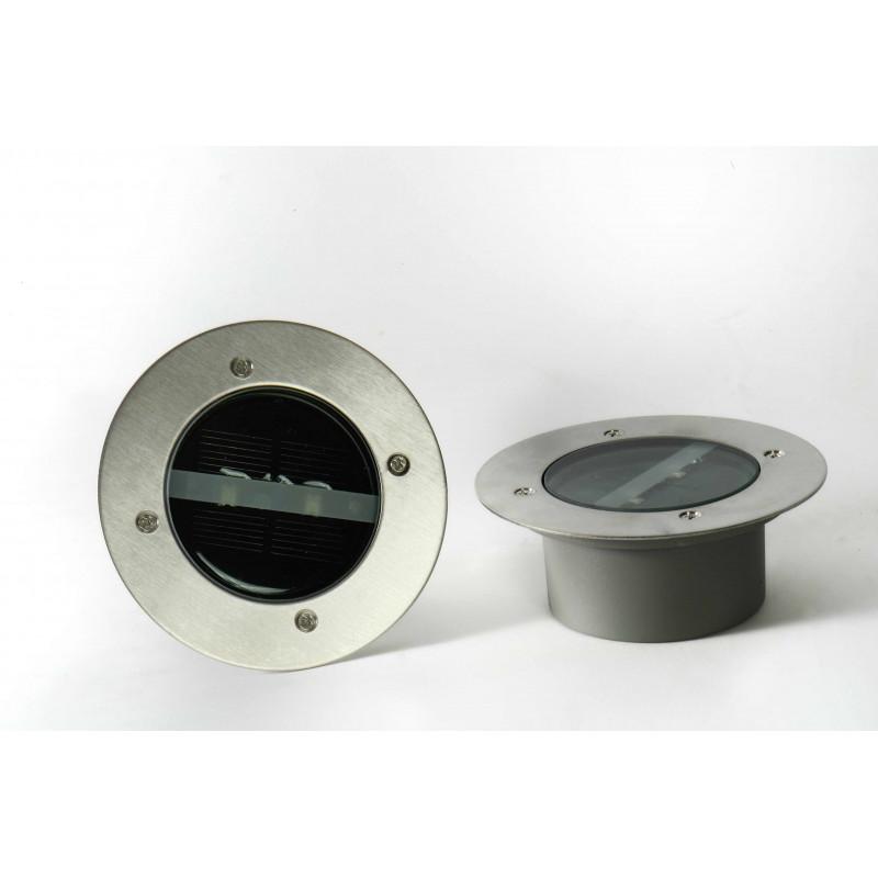 spots solaires encastrables jardin. Black Bedroom Furniture Sets. Home Design Ideas