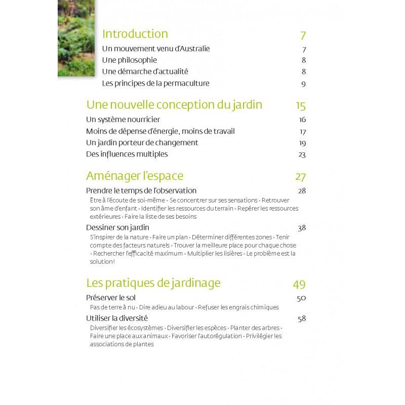 Livre le guide de la permaculture - Livre sur le jardinage ...