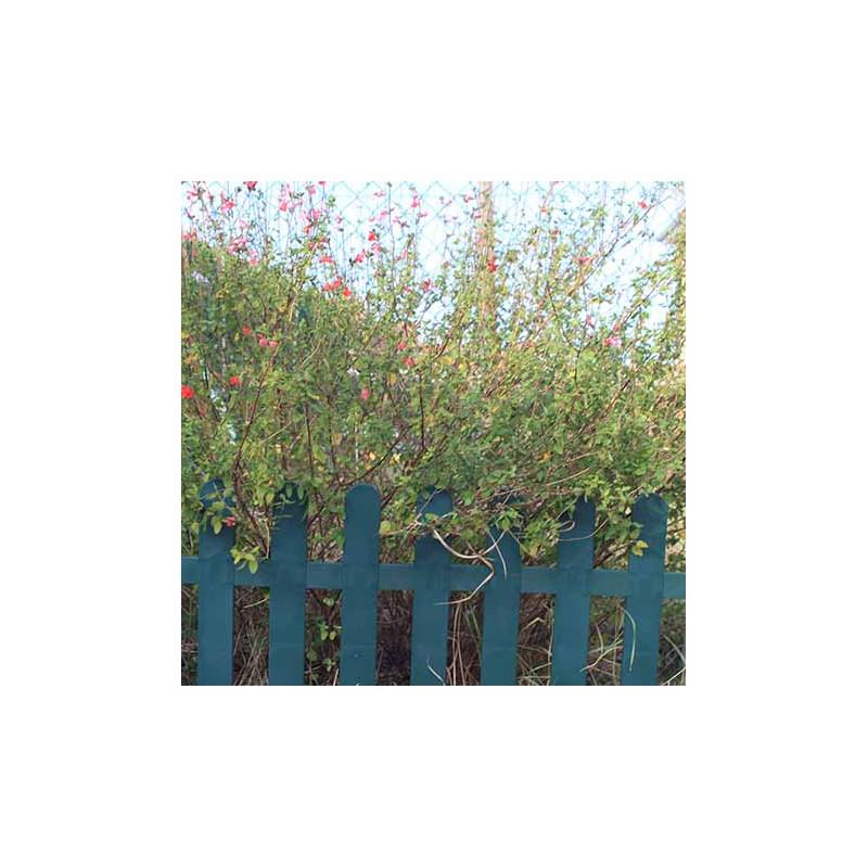 bordure de jardin verte cloture de jardin 40 cm jardin et saisons. Black Bedroom Furniture Sets. Home Design Ideas