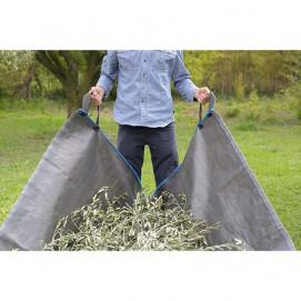 Bâche de ramassage déchet vert 2 m x 3,40 m
