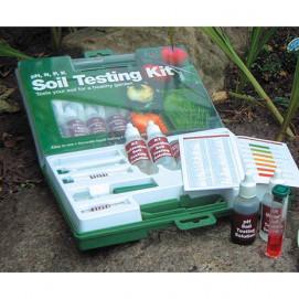 Kit analyse sol jardin NPK et PH