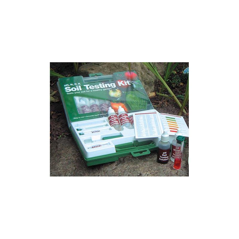 Analyseur de sol azote potassium phosphore et ph for Azote pour jardin