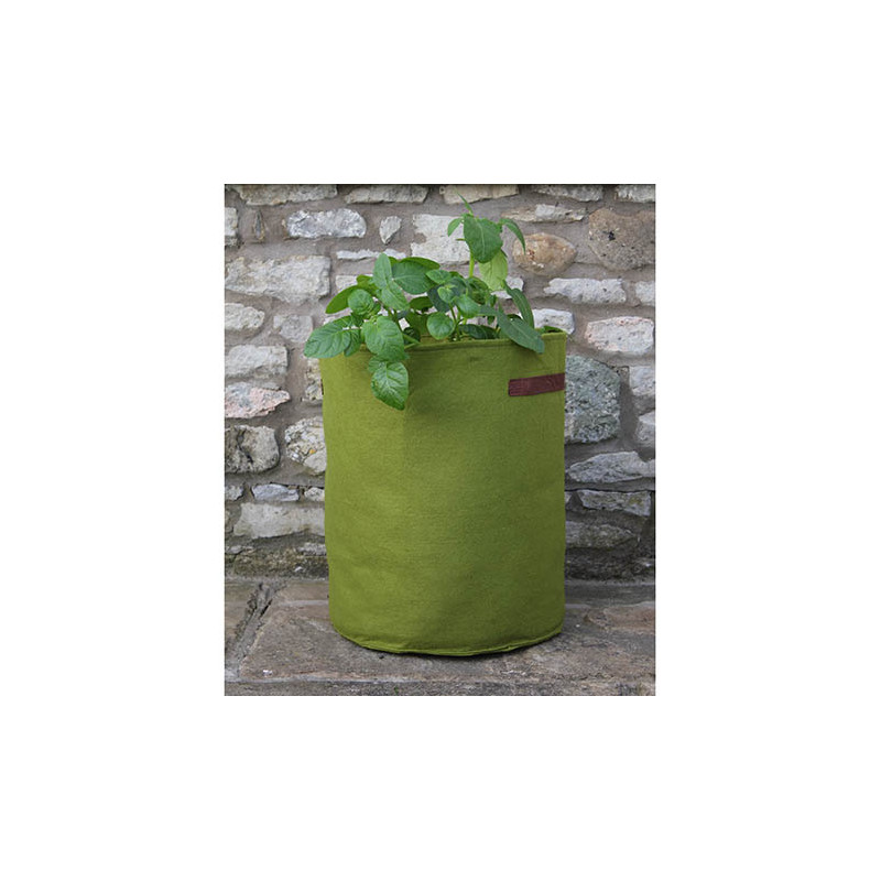 Votre sac plantation en feutre 40 litres de jardin et saisons - Date plantation pomme de terre ...