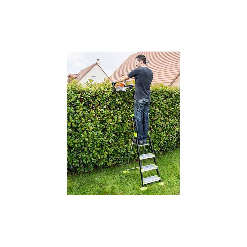 escabeau de jardin 7 marches pour vos travaux jardin et saisons. Black Bedroom Furniture Sets. Home Design Ideas