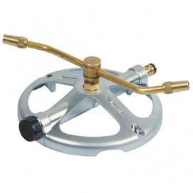 Arroseur rotatif en laiton sur embase
