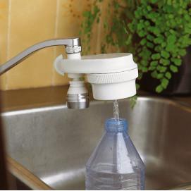 Filtre à eau pour robinet