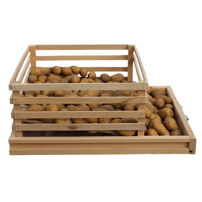 Tiroir suppl mentaire r serve pomme de terre jardin et for Jardinetsaisons