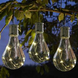 Ampoule solaire LED décorative