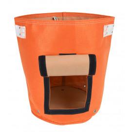 Sac à plantation 40 Litres orange pour pomme de terre