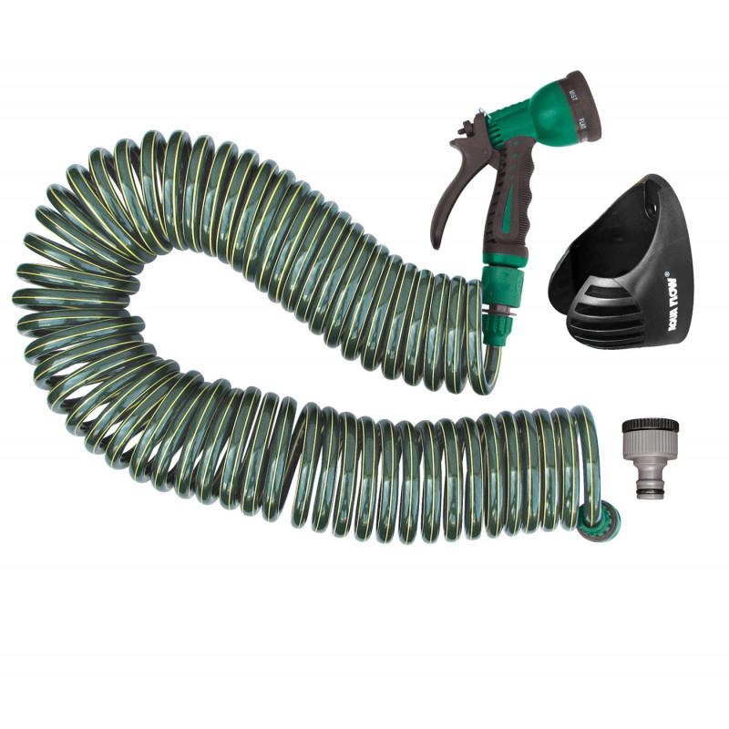 Rangement des câbles : Fabrication d'un double fond de coffre - Page 10 Tuyau-spirale-15-m