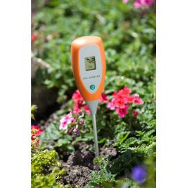 Analyseur testeur de pH du sol avec piles