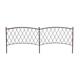optez pour une bordure de jardin en acier jardin et saisons. Black Bedroom Furniture Sets. Home Design Ideas