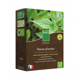Purin d'orties 1,5 L