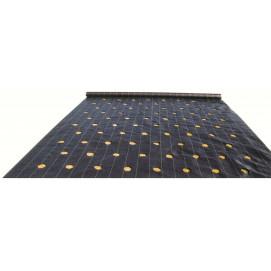 Toile de paillage perforée (5 m x 1,65 m)