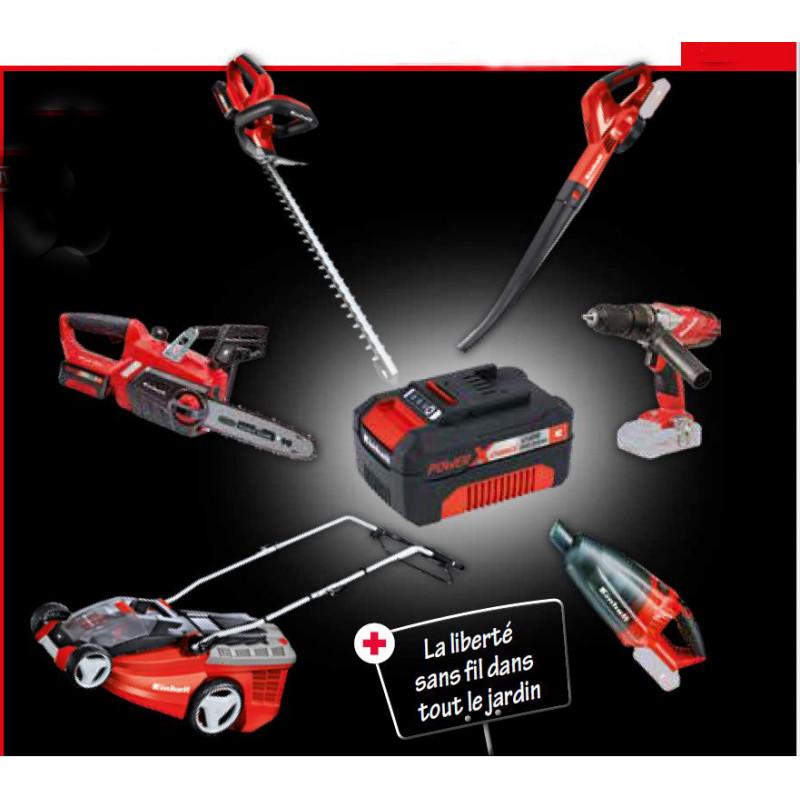 Chargeur Rapide Pour Batteries 2 6 Ah Et 4 Ah