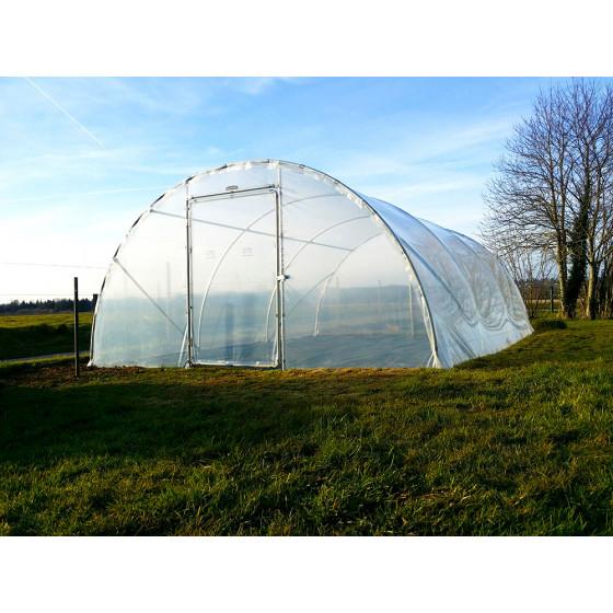 serre jardin tunnel largeur 450 m - Serre De Jardin