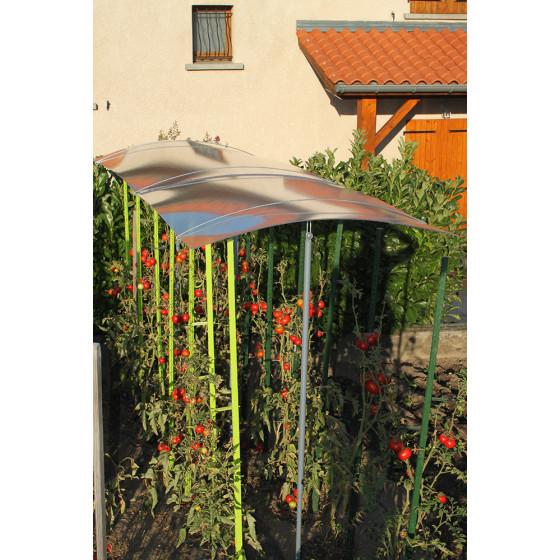 Achetez votre abri pour tomates avec jardin et saisons - Hauteur plant de tomate ...
