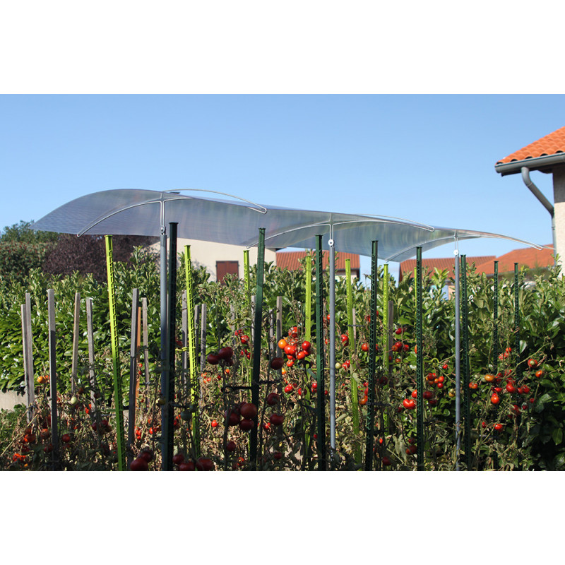 votre extension pour cet abri pour tomate de chez jardin et saisons. Black Bedroom Furniture Sets. Home Design Ideas