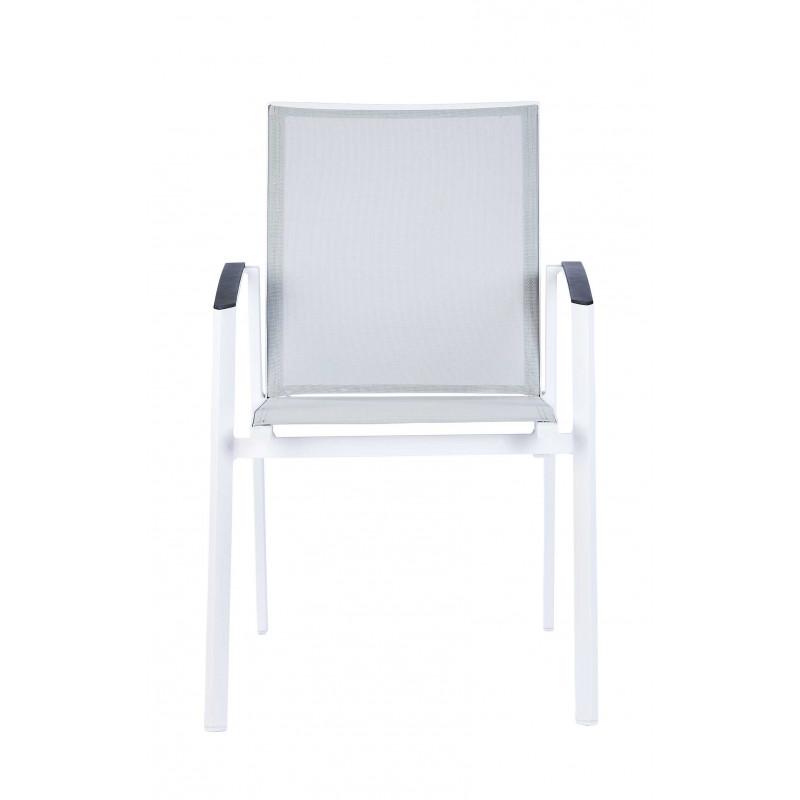 Ensemble Table Et Chaise De Jardin Aluminium. Simple Chaise De ...