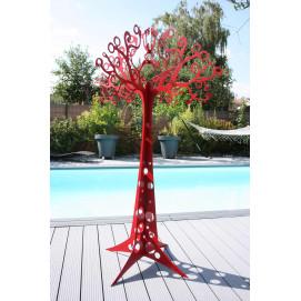 Arbre décoratif extérieur 200 cm en acier