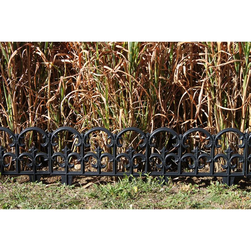 Choisissez une bordure de jardin aspect fer forgé Jardin et Saisons