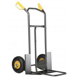 Chariot diable de transport avec système rollax