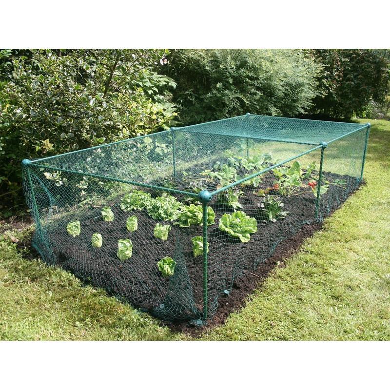 filet de protection pour potager 2x1 m jardin et saisons