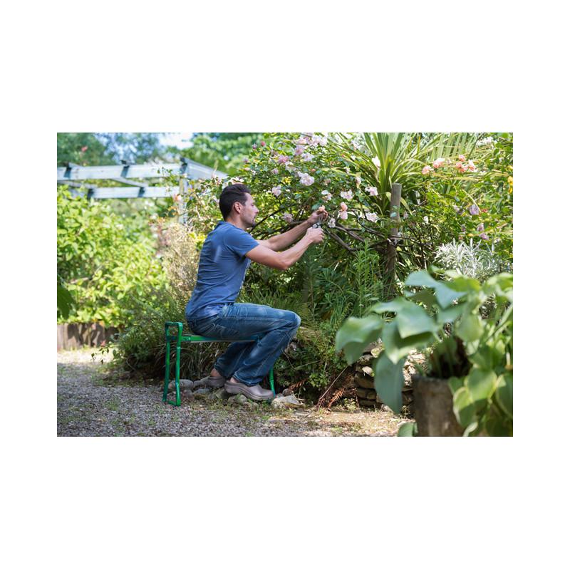 Votre Tabouret Agenouilloir De Jardinage Chez Jardin Et Saisons