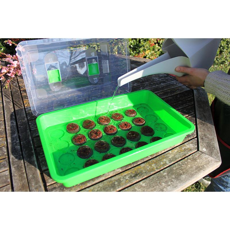 La mini serre de germination pour semis de Jardin et Saisons
