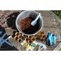 Terreau coco compressé (2 briquettes)